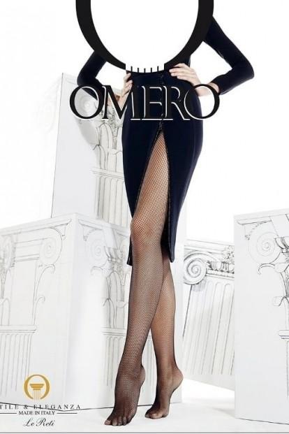 Ультратонкие колготки в сетку Omero RETINA - фото 1