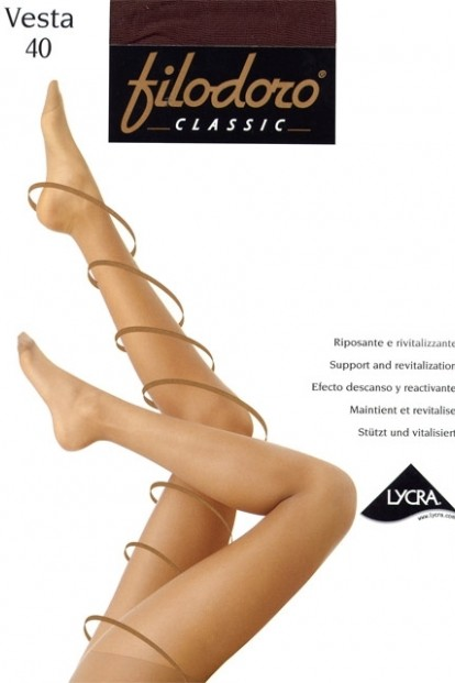 Поддерживающие колготки Filodoro Classic VESTA 40 - фото 1