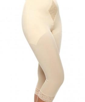 Женские корректирующие штаны капри средней степени коррекции