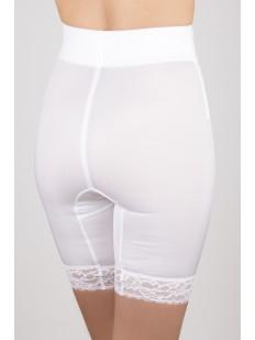 Женские утягивающие шелковистые трусы панталоны корсетные
