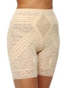 Женские утягивающие трусы панталоны корсетные с цветочным рисунком
