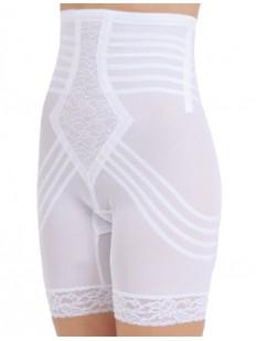 Женские утягивающие трусы панталоны корсетные с высокой посадкой