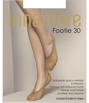 Подследники женские Innamore FOOTIE 30 (4 п.)