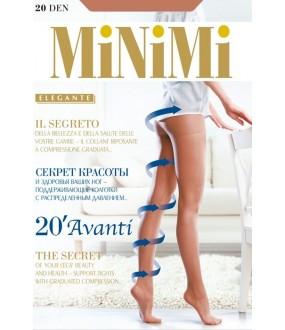 Тонкие лечебные колготки Minimi AVANTI 20