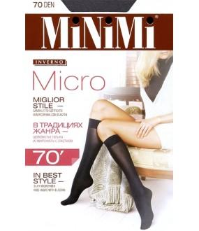 Непрозрачные гольфы Minimi MICRO 70